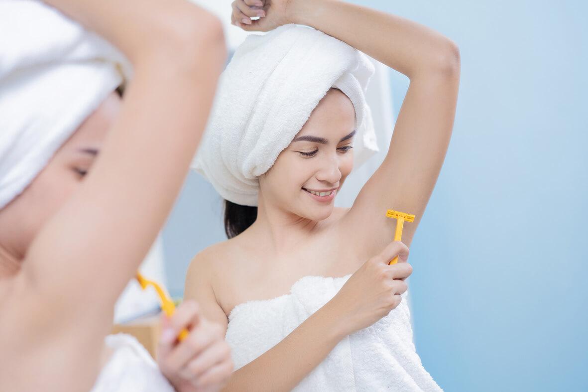 剃刀、脫毛膏等傳統方法脫毛隨時引起更多肌膚問題